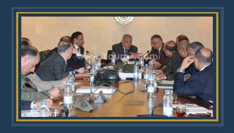 لجنة إسترداد أراضى الدولة برئاسة المهندس إبراهيم محالب