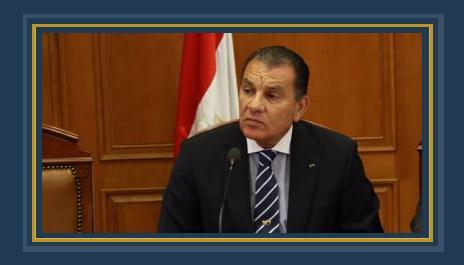 حاتم باشات - عضو لجنة الشئون الإفريقية بمجلس النواب