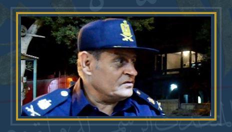 اللواء مجدى الشلقانى مدير الإدارة العامة للحماية المدينة