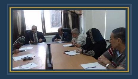 الدكتور حسام أبو ساطى وكيل وزارة الصحة بالشرقية