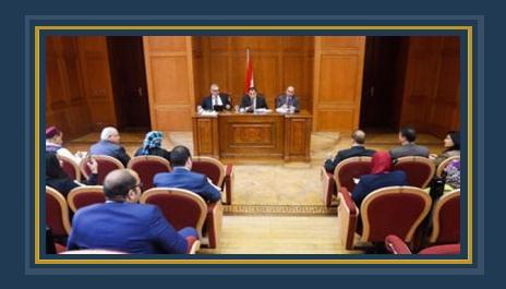لجنة الشئون الافريقية بالبرلمان