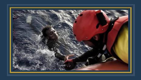 انقاذ المهاجرين- أرشيفية