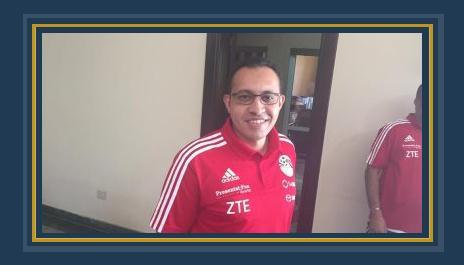 محمد ابو العلا طبيب المنتخب