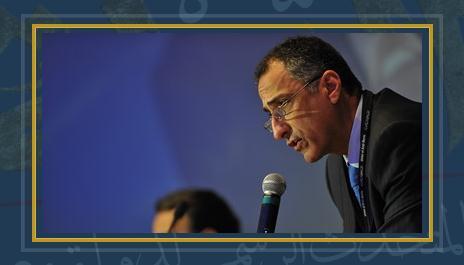 طارق عامر- محافظ البنك المركزى المصرى