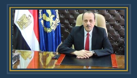 اللواء خالد أبو الفتوح مدير أمن المنوفية