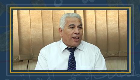محمد سعد رئيس الإدارة المركزية للتعليم الثانوى والخاص