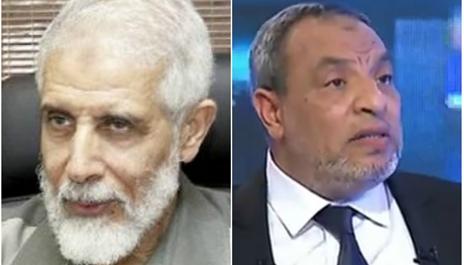 احمد عبد الرحمن و محمود عزت