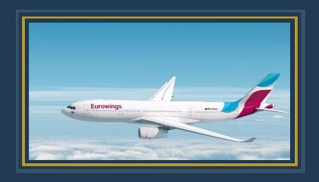 شركة يورو وينجز للطيران ـ صورة أرشيفية