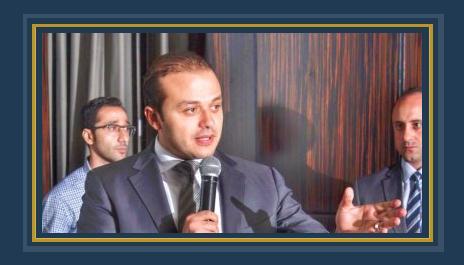 المهندس محمد جمال الجارحى عضو الهيئة العليا لحزب مستقبل وطن