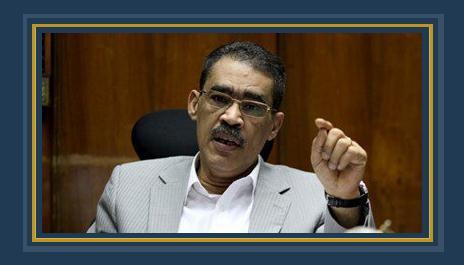 ضياء رشوان نقيب الصحفيين الأسبق