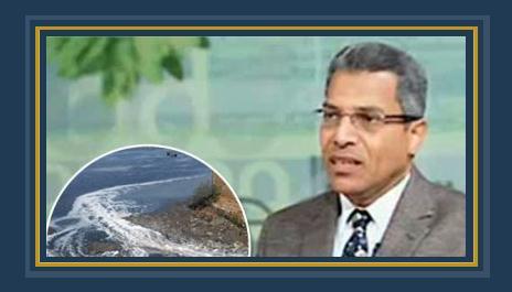 الدكتور سامح صقر رئيس قطاع المياه الجوفية بوزارة الموارد المائية والرى