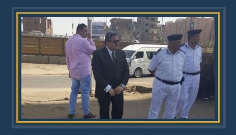 اللواء هشام العراقى مدير أمن الجيزة