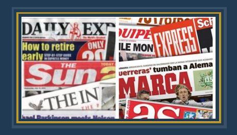 صحافة أوروبا