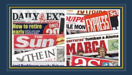 أهم أحداث كرة القدم الأوروبية والعالمية ليوم 31 مارس