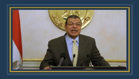 محمد سعغان وزير القوى العاملة