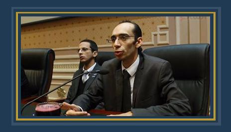 محمد عبد العزيز  عضو لجنة العفو الرئاسى