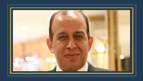 المستشار محمد عبد المحسن رئيس نادى  قضاة مصر