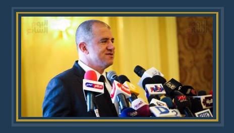 النائب محمد السويدى، رئيس ائتلاف دعم مصر