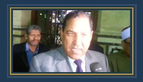 اللواء أحمد صقر محافظ الغربية