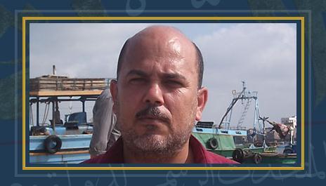 أحمد عبده نصار نقيب الصيادين بكفر الشيخ