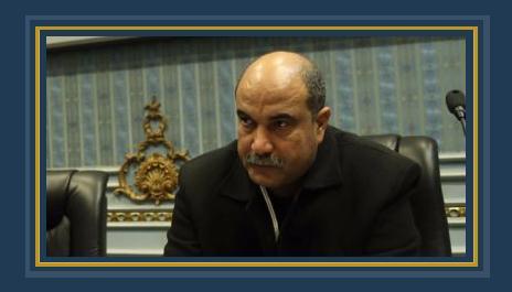 النائب رائف تمراز وكيل لجنة الزراعة بمجلس النواب