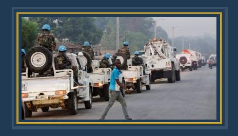جانب من العنف فى ساحل العاج