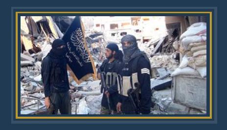 اعضاء من حركة حسم الارهابية - أرشيفية