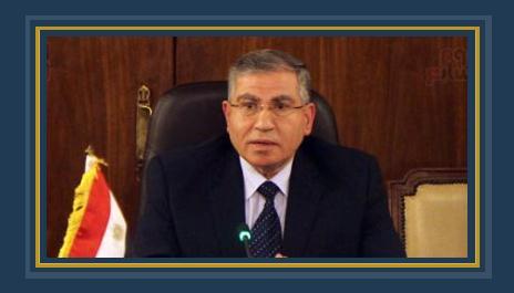 محمد على مصلحي وزير التموين