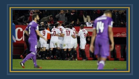 مباراة ريال مدريد وأشبيلية الأخيرة