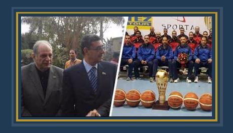 تكريم أبطال السلة أبرز قرارات الاجتماع التكميلى لمجلس الأهلى