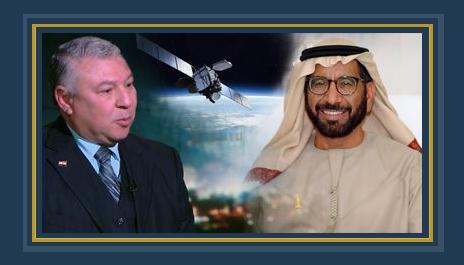 تفاصيل اتفاقية للتعاون المشترك فضائيا بين مصر والإمارات