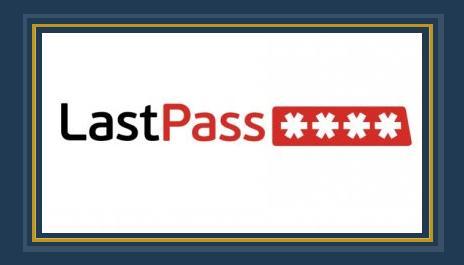 برنامج Last pass