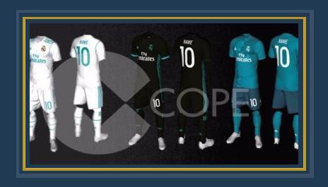 قميص ريال مدريد 2017-2018
