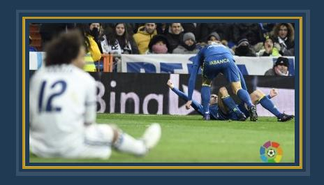 سقوط ريال مدريد أمام سيلتا فيجو
