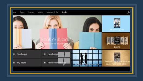 متجر ebook
