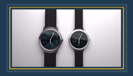 الساعات الجديدة من LG