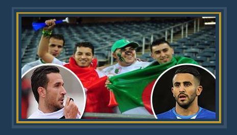 الروح الرياضية سمة مباريات الجزائر وتونس