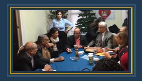 اجتماع اعضاء الهيئة القبطية الأمريكية