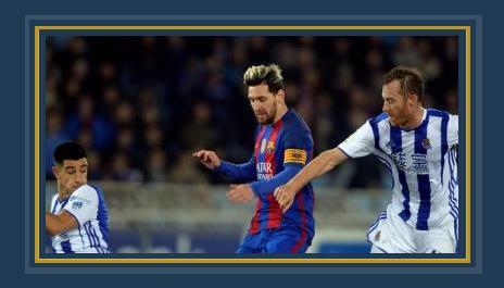 مباراة برشلونة وسوسيداد