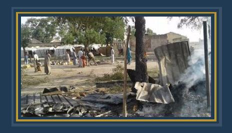 العنف فى نيجيريا- أرشيفية
