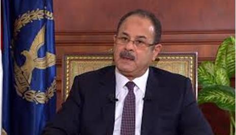 اللواء مجدى عبدالغفار