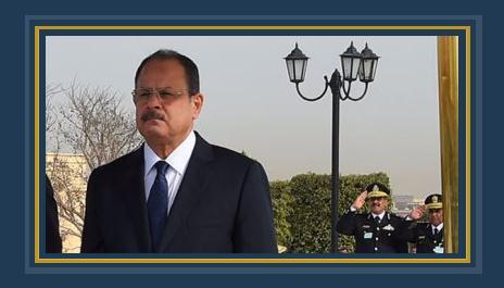 اللواء مجدى عبد الغفار وزير الداخلية - أرشيفية