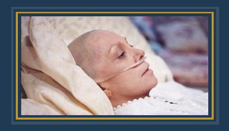 مريضة سرطان - أرشيفية