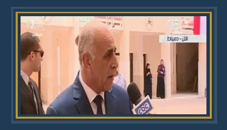 اللواء فيصل دويدار مدير أمن المنيا