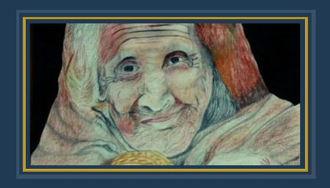 رسومات فنية لطالب الطب عبد الرحمن