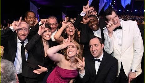 الفائزين في حفل Screen Actors Guild Awards