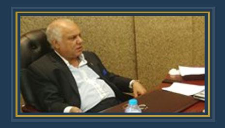 مصطفى سعد العضو المنتدب لشركة مصر للفنادق