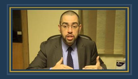 محمد فؤاد المتحدث الرسمي باسم حزب الوفد