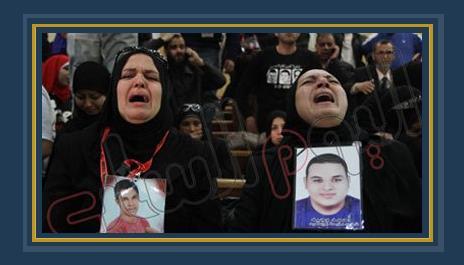 أمهات ضحايا مجزرة بورسعيد