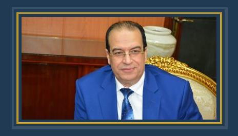 الدكتور أحمد الشعراوى محافظ الدقهلية
